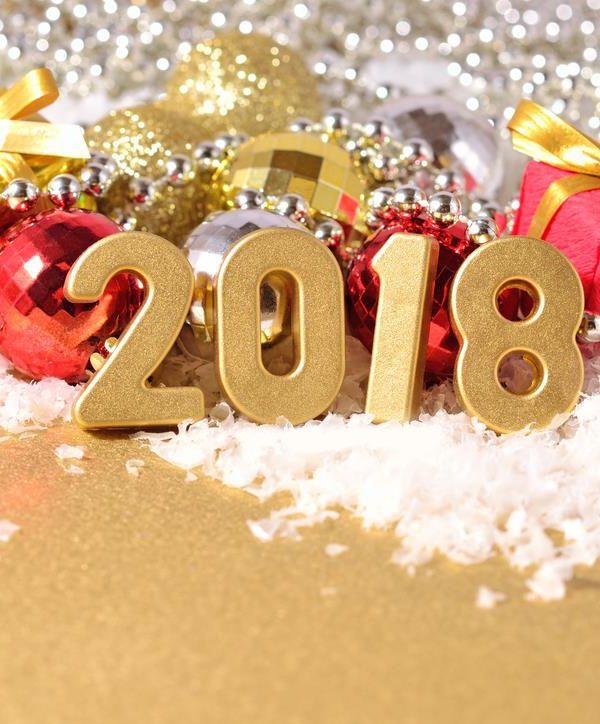 2018 Yeni Yıl