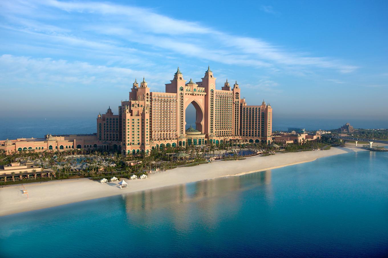 Atlantis, Palm Jumeriah, Dubai
