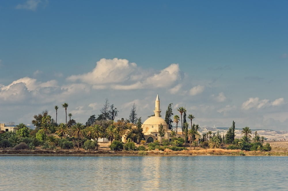 Hala Sultan Tekkesi Güney Kıbrıs