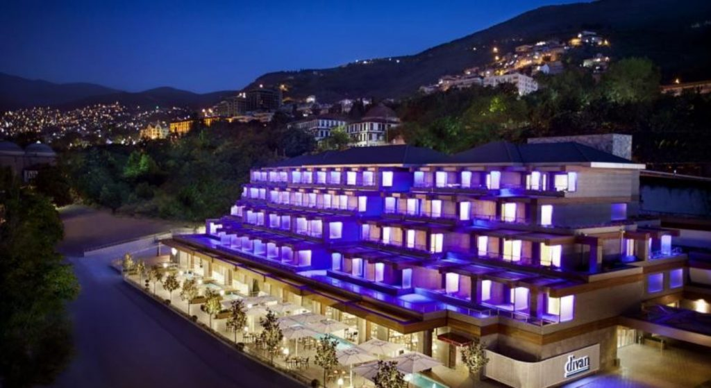 Divan Thermal Hotel Osmangazi-Bursa