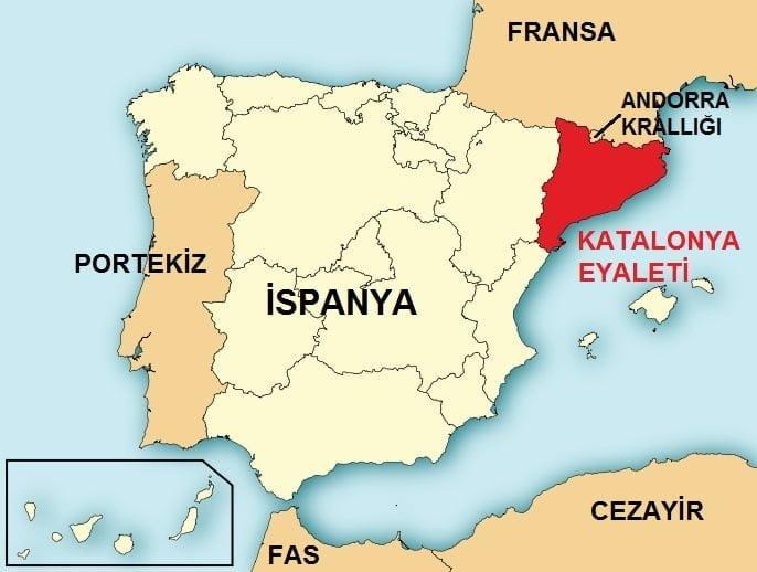 katalonya, ispanya