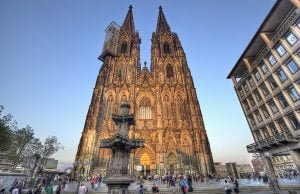 Köln Katedrali Almanya